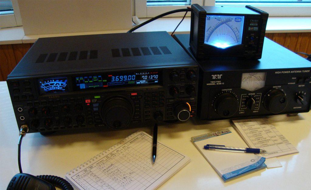 Radioamatööriksi?