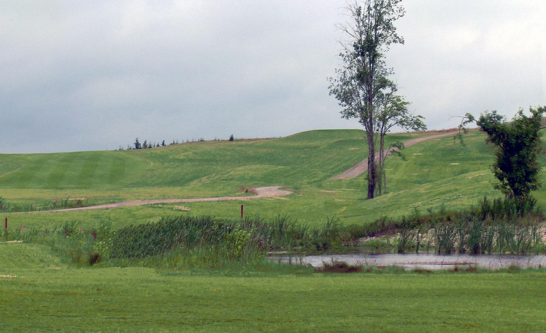 Autio golf-kenttä.