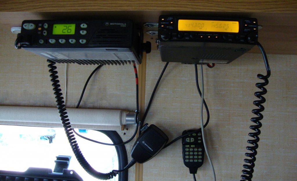 Radiot Räyskälän leiriltä.