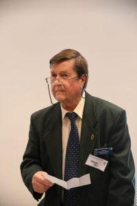 Raimo Lehto kutsuttiin kunniajäseneksi 13.4.2019.