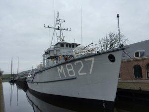 Miinalaiva HNLMS Hoogeveen