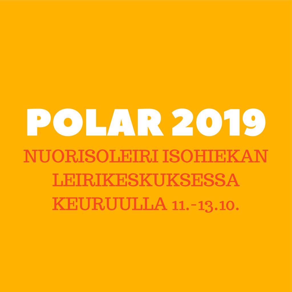 POLAR 2019 banner
