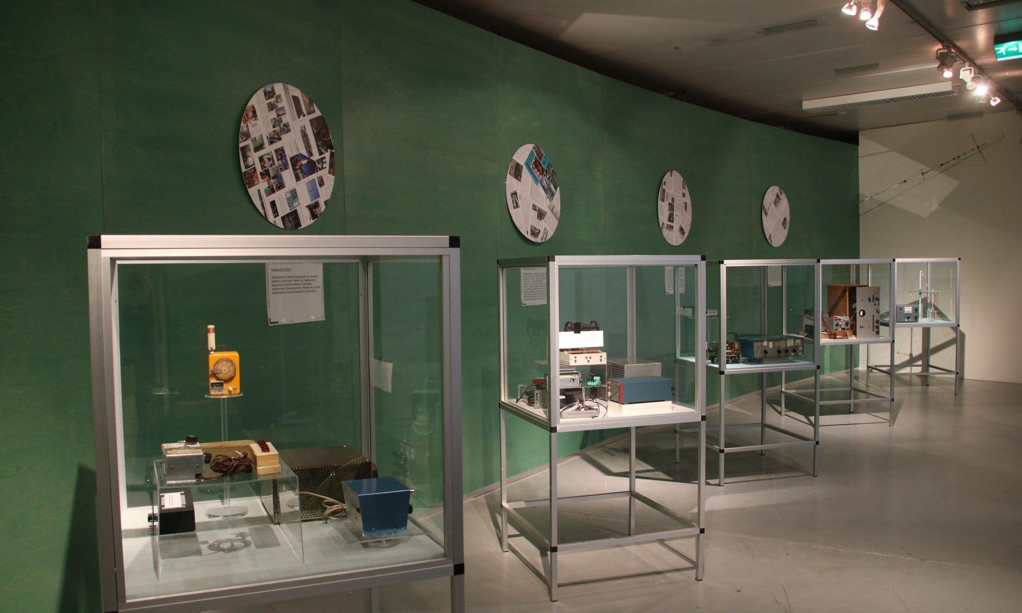 ITE-näyttely kuvaa